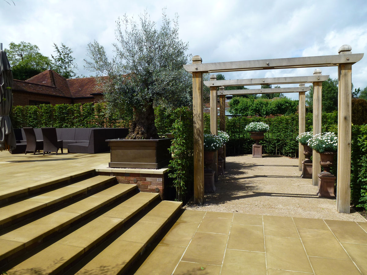 Private Garden, Oxfordshire 1